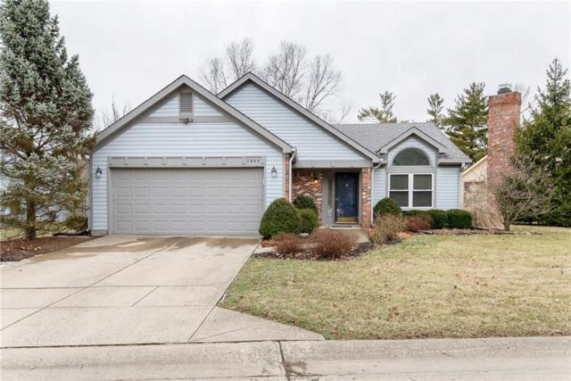 7905 Stonebranch North Drive, Indianapolis, IN 46256 (MLS #21616666) :: Richwine Elite Group