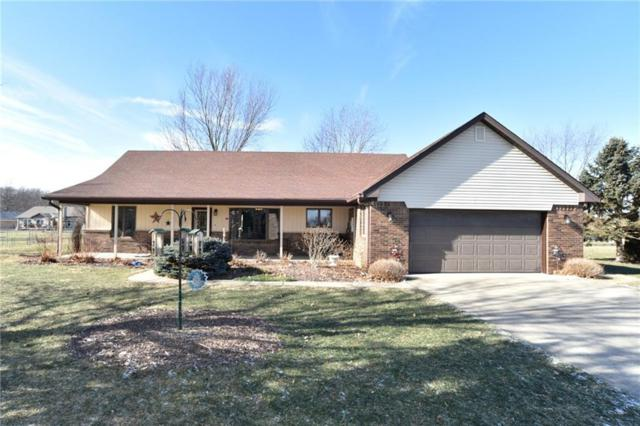 6118 S County Road 275 E, Clayton, IN 46118 (MLS #21616670) :: Urhome Group