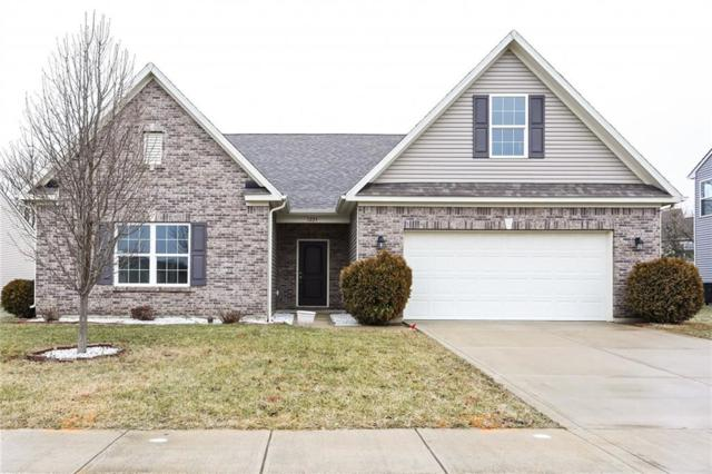 1223 Wolf Run Way, Greenwood, IN 46143 (MLS #21616702) :: Mike Price Realty Team - RE/MAX Centerstone