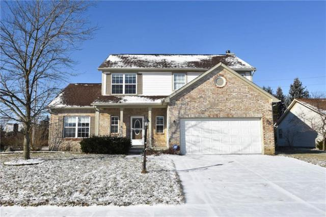 358 W Tansey Crossing, Westfield, IN 46074 (MLS #21616712) :: Mike Price Realty Team - RE/MAX Centerstone