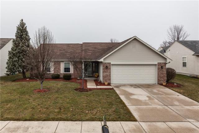 12825 Patrick Court, Fishers, IN 46038 (MLS #21616739) :: Richwine Elite Group