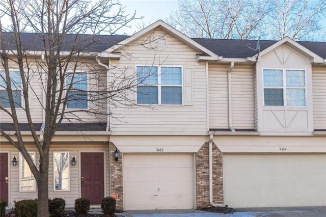 5452 Nighthawk Drive #0, Indianapolis, IN 46254 (MLS #21616753) :: Richwine Elite Group