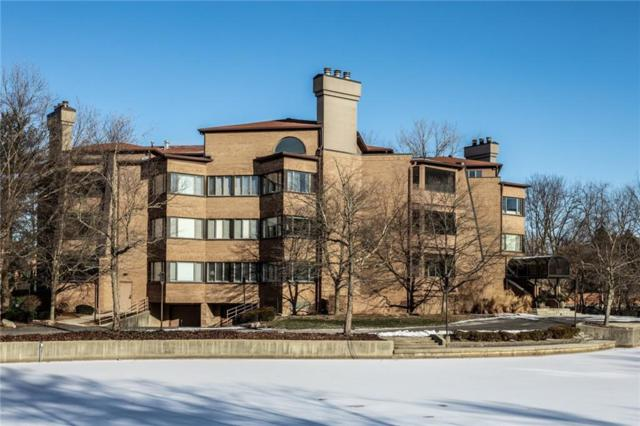 8577 One West Drive #302, Indianapolis, IN 46260 (MLS #21616775) :: The Evelo Team