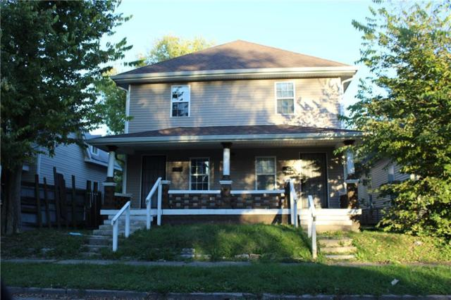 101-103 N Gladstone Avenue, Indianapolis, IN 46201 (MLS #21616784) :: Mike Price Realty Team - RE/MAX Centerstone
