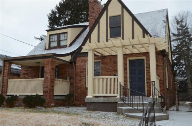 3710/3712 Ruskin Place, Indianapolis, IN 46205 (MLS #21616815) :: Richwine Elite Group