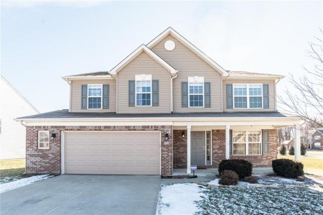 18668 Mill Grove Drive, Noblesville, IN 46062 (MLS #21616816) :: Richwine Elite Group