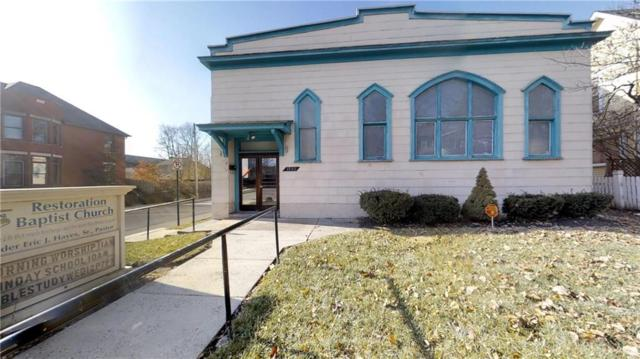 1502 N New Jersey Street, Indianapolis, IN 46202 (MLS #21616821) :: The Evelo Team