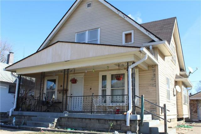 635 N Oakland Avenue, Indianapolis, IN 46201 (MLS #21616845) :: The ORR Home Selling Team