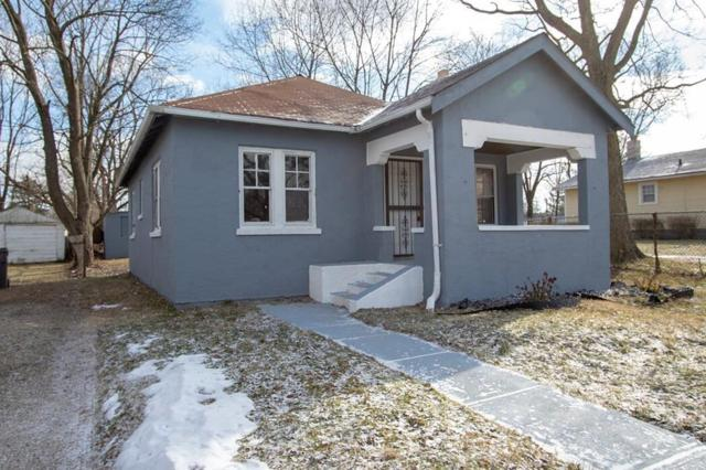3041 Forest Manor Avenue, Indianapolis, IN 46218 (MLS #21616888) :: Mike Price Realty Team - RE/MAX Centerstone