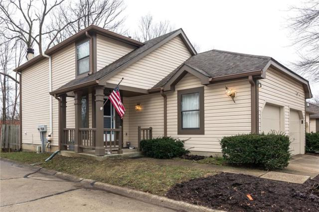 7983 Glen View Drive, Indianapolis, IN 46236 (MLS #21616901) :: The Evelo Team