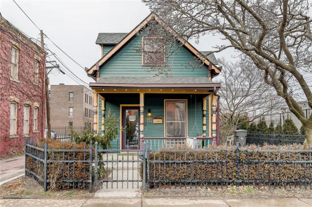 114 E 9th Street, Indianapolis, IN 46202 (MLS #21616908) :: The Evelo Team