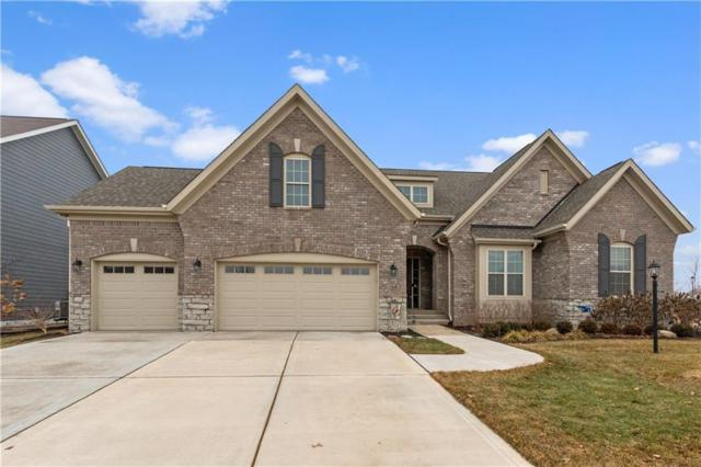 13848 Heatherfield Drive, Fishers, IN 46038 (MLS #21616948) :: The ORR Home Selling Team