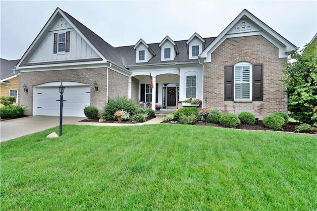 13812 Heatherfield Drive, Fishers, IN 46038 (MLS #21616950) :: The ORR Home Selling Team