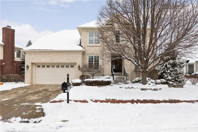 8063 Heyward Drive, Indianapolis, IN 46250 (MLS #21616961) :: Mike Price Realty Team - RE/MAX Centerstone