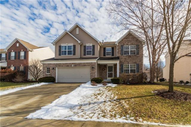 11931 Stanley Terrace, Fishers, IN 46037 (MLS #21617008) :: The ORR Home Selling Team
