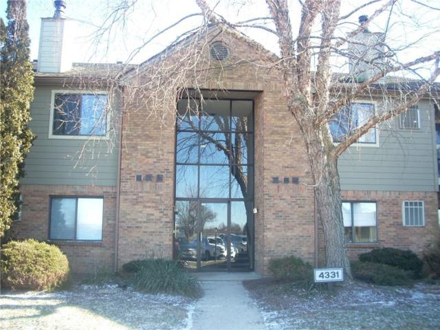 4331 Village Parkway Circle W #7, Indianapolis, IN 46254 (MLS #21617022) :: Mike Price Realty Team - RE/MAX Centerstone