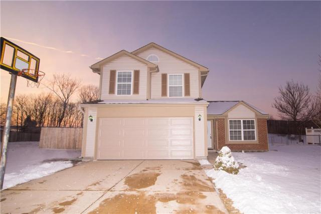 4204 Spire Drive, Indianapolis, IN 46237 (MLS #21617038) :: Mike Price Realty Team - RE/MAX Centerstone