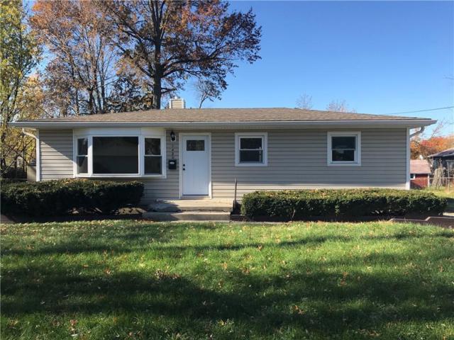 1420 N Dequincy Street, Indianapolis, IN 46201 (MLS #21617056) :: The ORR Home Selling Team
