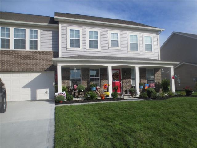 1361 Glen Canyon Drive, Greenwood, IN 46143 (MLS #21617057) :: Mike Price Realty Team - RE/MAX Centerstone