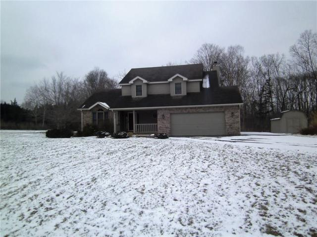 945 S County Road 185 E, North Vernon, IN 47265 (MLS #21617058) :: Mike Price Realty Team - RE/MAX Centerstone
