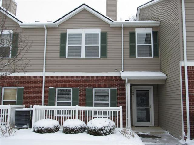 12235 Bubbling Brook Drive #400, Fishers, IN 46038 (MLS #21617064) :: Mike Price Realty Team - RE/MAX Centerstone