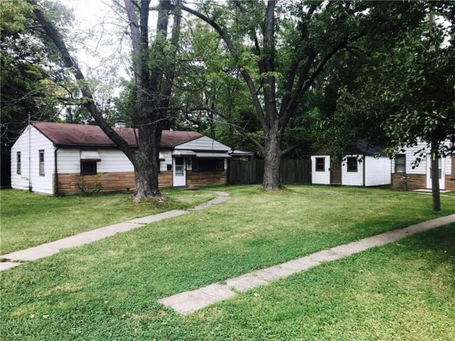 313-315 N Mickley Avenue, Indianapolis, IN 46224 (MLS #21617070) :: Mike Price Realty Team - RE/MAX Centerstone