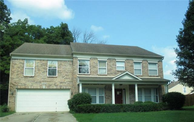 10310 Majestic Perch Court, Indianapolis, IN 46234 (MLS #21617072) :: Mike Price Realty Team - RE/MAX Centerstone