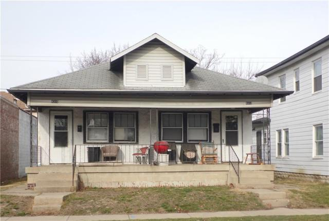 4310 E Michigan Street, Indianapolis, IN 46201 (MLS #21617088) :: AR/haus Group Realty