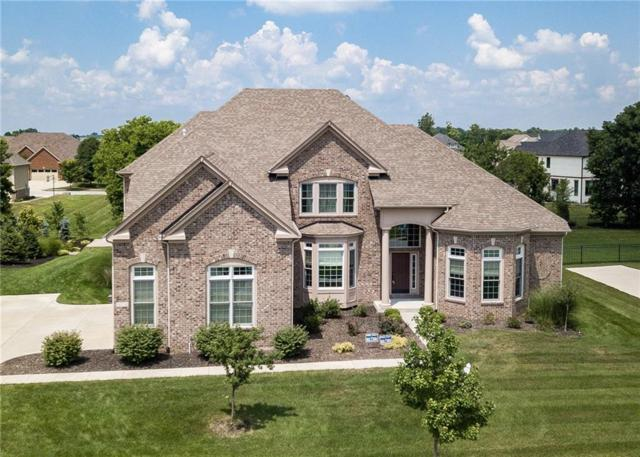 14374 Brooks Edge Lane, Fishers, IN 46040 (MLS #21617093) :: Mike Price Realty Team - RE/MAX Centerstone
