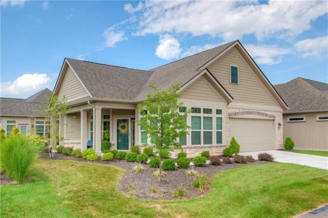 245 Maple View Drive, Westfield, IN 46074 (MLS #21617097) :: Mike Price Realty Team - RE/MAX Centerstone