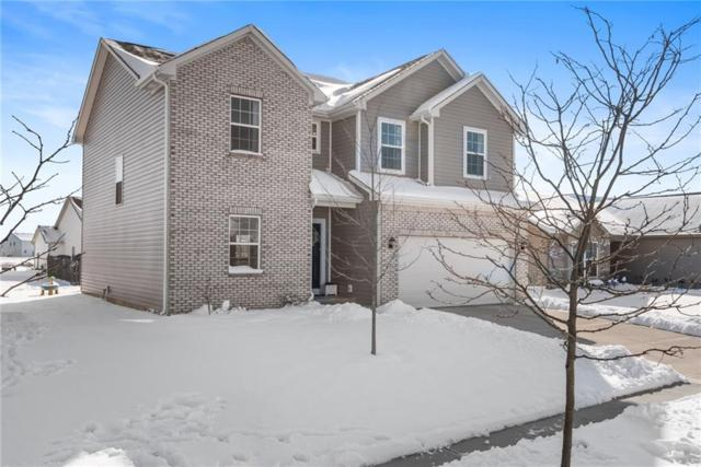 1561 Maplewood Lane, Pendleton, IN 46064 (MLS #21617112) :: Mike Price Realty Team - RE/MAX Centerstone