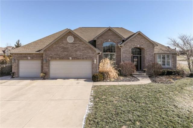 4971 Benthaven Court, Bargersville, IN 46106 (MLS #21617179) :: The Indy Property Source