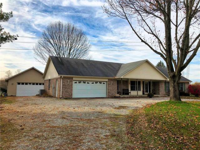 1488 N Mohican Trail, Greensburg, IN 47240 (MLS #21617198) :: Mike Price Realty Team - RE/MAX Centerstone