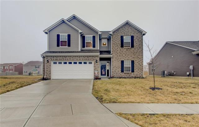 862 Snowberry Run, Greenwood, IN 46143 (MLS #21617209) :: Mike Price Realty Team - RE/MAX Centerstone
