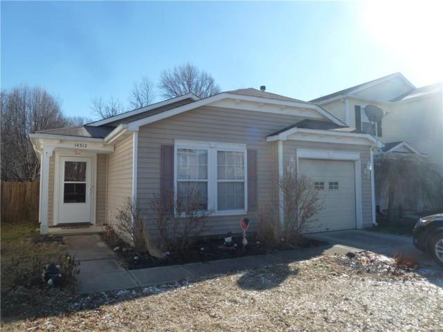 14312 Cuppola Drive, Noblesville, IN 46060 (MLS #21617214) :: Richwine Elite Group