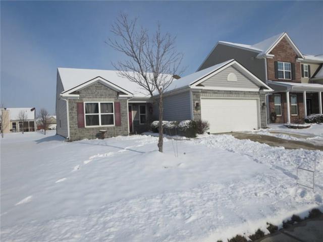 3379 Roundlake Lane, Whitestown, IN 46075 (MLS #21617238) :: The ORR Home Selling Team