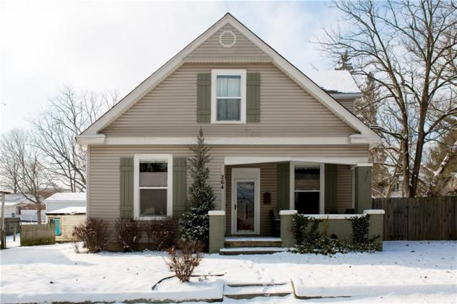 264 S Indiana Street, Danville, IN 46122 (MLS #21617287) :: Mike Price Realty Team - RE/MAX Centerstone
