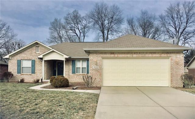 3318 Shady Maple Way, Indianapolis, IN 46227 (MLS #21617289) :: The ORR Home Selling Team