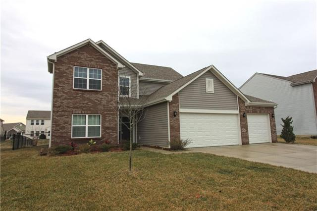 7827 Housefinch Lane, Indianapolis, IN 46239 (MLS #21617340) :: The ORR Home Selling Team