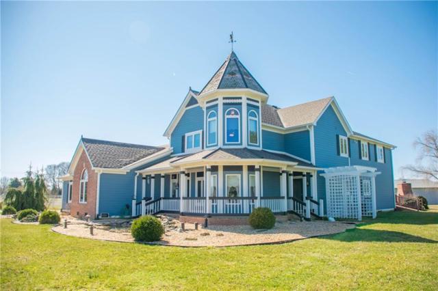 4562 N 600 E, Franklin, IN 46131 (MLS #21617371) :: Heard Real Estate Team | eXp Realty, LLC