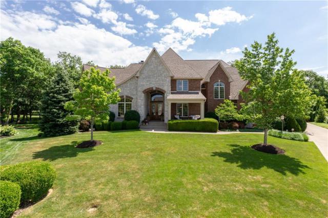 15394 Whistling Lane, Carmel, IN 46033 (MLS #21617391) :: The ORR Home Selling Team