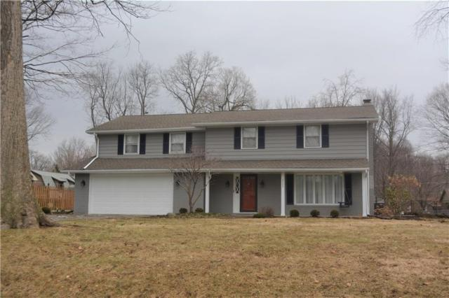 4002 Somerset Drive, Anderson, IN 46012 (MLS #21617408) :: Mike Price Realty Team - RE/MAX Centerstone