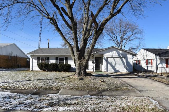3650 N Brentwood Avenue, Indianapolis, IN 46235 (MLS #21617436) :: Mike Price Realty Team - RE/MAX Centerstone