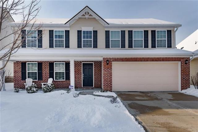 16250 Corby Court, Westfield, IN 46074 (MLS #21617452) :: The ORR Home Selling Team