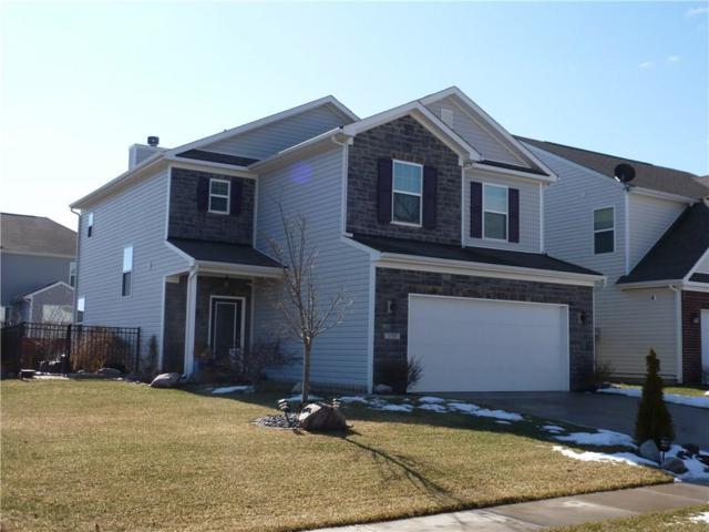 5789 Bluff View Lane, Whitestown, IN 46075 (MLS #21617474) :: Richwine Elite Group