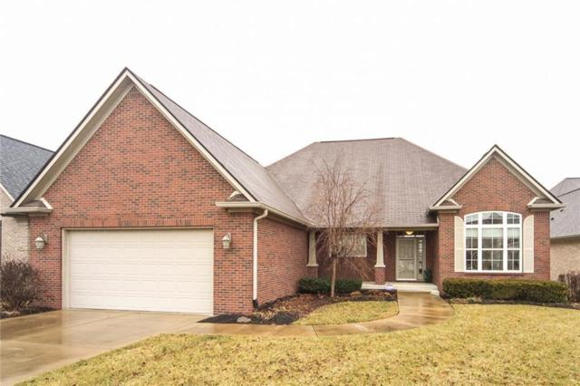 1010 Maryport Drive, Westfield, IN 46074 (MLS #21617491) :: The ORR Home Selling Team
