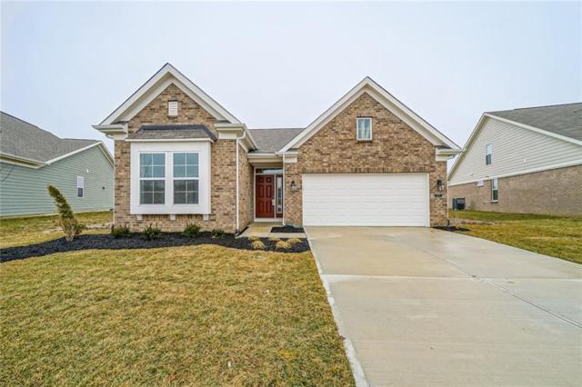 8771 N Brookside Boulevard, Mccordsville, IN 46055 (MLS #21617505) :: The ORR Home Selling Team