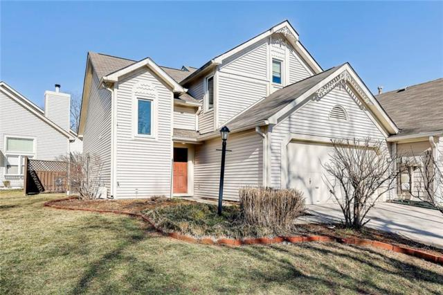 6514 Aintree Terrace, Indianapolis, IN 46250 (MLS #21617507) :: Mike Price Realty Team - RE/MAX Centerstone