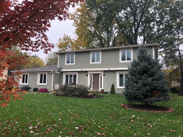 9034 Buckthorne Court, Indianapolis, IN 46260 (MLS #21617534) :: The ORR Home Selling Team