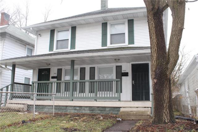 2829 E 19TH Street, Indianapolis, IN 46218 (MLS #21617553) :: Richwine Elite Group